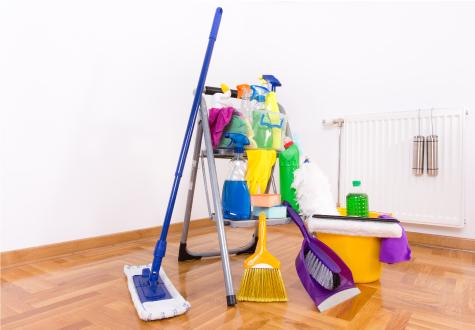 業務用清掃用品