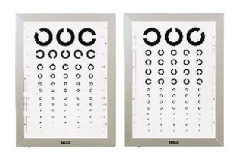 視力検査器
