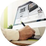 チラシ・パンフレットWEBサイト制作