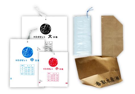 ロー引き袋・包装資材