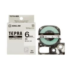 テプラテープ6mm